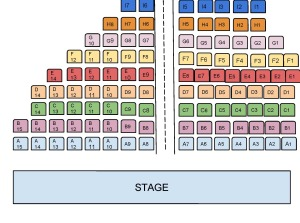 MAT Seating chart