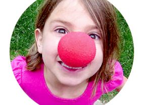 Millibo Red Nose Day – Sat. Oct. 1st  – FREE