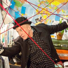 Broadway Actor and Mime Bill Bowers – One night only!