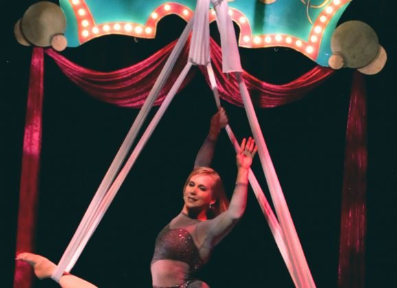 COCOBANANA – a circus of the night(club) Aug 3-25